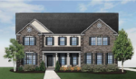Triangle Homes Maryland Home Builder - Catherine Floor Plan