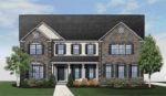 Triangle Homes Maryland Home Builder - Taratoo Floor Plan
